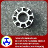 Инструмент для объединения в стек ротора электродвигателя переменного тока ротора статора