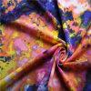 90%Polyester 10%Spandex Stretch Mesh Fabric für Sportwear, Swimwear Fabric