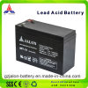 SLA de larga duración de batería solar 12V7ah