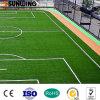 Al aire libre baratos alfombra de césped de hierba artificial de fútbol