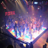 50*50LED CM Teinture de plancher de danse de tuiles pour les barres de panneau à LED