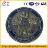 Moneda de encargo 10 del desafío del metal de la insignia