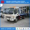 Foton 4*2 도로 복구 트럭 7tons 판매를 위한 평상형 트레일러 견인 트럭