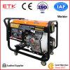De populaire Fabriek van de Diesel Generator van de Lasser in China (2.5/4.6KW)