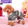 Le joli chien d'animal familier vêtx les vêtements à la mode d'hiver de chiens d'animal familier de distributeur de la Chine