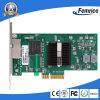 Het Koper Gigabit Ethernet 2 van Femrice 10/100/1000Mbps PCI Express X4 RJ45 de Kaart van het Netwerk van de Server van de Haven (Gebaseerd Intel I350)