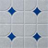 艶をかけられた陶磁器の床タイル(891#)