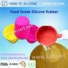 Силиконовая резина для чашек прессформы и выпечки пирожня