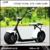 trotinette adulto elétrico da cidade das rodas Motorcycle1000W dos Cocos 2 da cidade do E-trotinette de /FCC/UL/Un38.8/RoHS do Ce