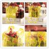 プラスチックPP袋を包む花を包む卸し売り正方形の透過花