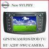 Reproductor de DVD del coche para Nissan nuevo Sylphy