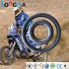 Pneu de moto de borracha de butilo natural e Tubo (4.10-18)