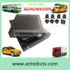 GPS TrackingのHD 1080P 3G/4G WiFi 4CH 8CH School Bus Camera System
