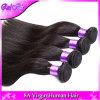 Человеческие волосы волны прямых волос малайзийской девственницы 8A волос девственницы прямой Unprocessed малайзийские