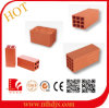 Automatique machine à briques creuses et solides/machine à fabriquer des briques en argile (JKR40/40-20)