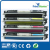 Hot Selling! Compatible Color Toner Cartridge for HP Cp1025/126A (CE310A-CE313A)