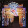 De LEIDENE Kleurrijke Lichten van het Kasteel voor Verlichting Holidaydecor