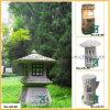 Outdoorの庭(YKLS-12)のための花こう岩Stone LanternおよびStone Lamp