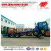 De Lage Flatbed Vrachtwagen van de Tractor LHD 256HP met 10 Banden