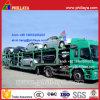 2-Axle-4-Wheel Skeleton Typ Auto-Transport-halb LKW-Schlussteil (8 Autos)