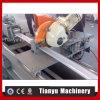 Unión 77 sándwich de espuma de poliuretano de rodillo máquina de formación de la puerta de obturador