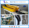 16-50mmのプラスチック放出ラインPEのSingle-Wall波形の管の生産ライン