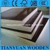 La película concreta del encofrado de la fábrica de China hizo frente a la madera contrachapada común de la base del dedo