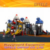 Cour de jeu d'enfants de série de vaisseau spatial (SP-09001)