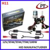 HID Xenon Conversion Kit 6000k 8000k 10000k H1 H7 H11
