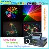 Luz de Palco 600MW RGB DMX Animação DJ Luz Laser para Disco Party Mostrar