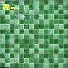 10*10mm Flexi Custom Green Glass Mosaic Tiles From Cina