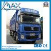 Carro pesado del camión de la rueda de Shaanxi Shacman Delong X3000 345HP 8*4 12