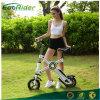 Scooter électrique pliable de vélo de panneau sec de vol plané de deux roues mini