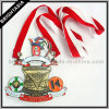 승진 선물 (BYH-10174)를 위한 질 아연 합금 큰 메달