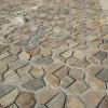 자연적인 중국 다색 슬레이트 Ourdoors 포석 (SMC-R052)
