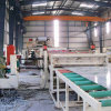 Cadena de producción compuesta de aluminio del panel