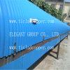 Folha de PC sólida para proteção de correia transportadora de mineração