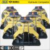 Compressor Vibratory hidráulico da placa da máquina escavadora para 11--portador 16ton