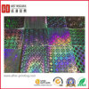Hologram Plastic Film, Transparent Silver и Colorful Bases Available