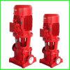 Pompe à incendie centrifuge d'acier inoxydable