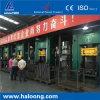 Prensa de tornillo eléctrica automática del ladrillo de carbón del calcio de la magnesita