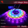 Magia RGB 5050SMD LED Strip Light con CE/RoHS Ws2811/Usc1903/TM1803