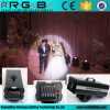 High Power Disco Light Wedding Shooter 500W DMX LED Siga a luz Spot