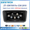Lettore DVD radiofonico CD GPS BT dell'automobile audio adatto a Grande Muraglia C30 2015