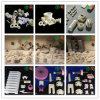 Parti di ceramica industriali resistenti 95%, occhielli della ceramica della tessile di 99%