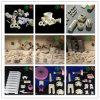 Piezas de cerámica industriales resistentes el 95%, remaches de la cerámica de la materia textil del 99%