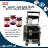 Frascos redondos Semi-Automaitc Máquina de rotulação de leite em pó (MT-50)