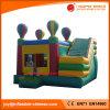 膨脹可能な跳躍PVC防水シートのおもちゃの弾力がある城(T3108)