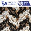 Nettofarben-strickendes Spitze-Gewebe für Tuch-und Möbel-Dekoration