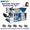 Bloco da cavidade do cimento Qmy10-15 que faz a máquina
